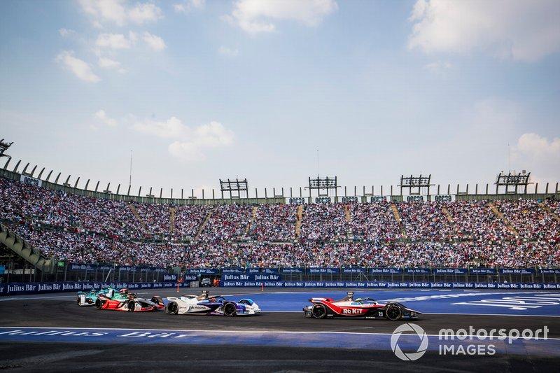Felipe Massa, Venturi, EQ Silver Arrow 01 Maximilian Günther, BMW I Andretti Motorsports, BMW iFE.20, Daniel Abt, Audi Sport ABT Schaeffler, Audi e-tron FE06