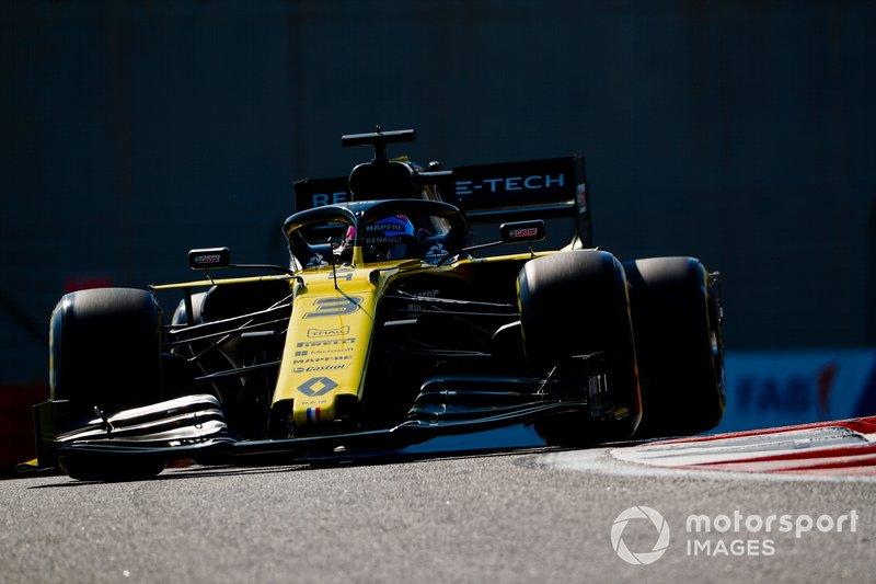 7 - Daniel Ricciardo, 1min36s456