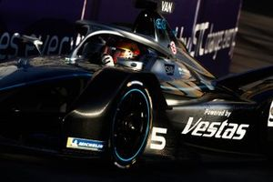 Stoffel Vandoorne, Mercedes Benz EQ, EQ Silver Arrow 01