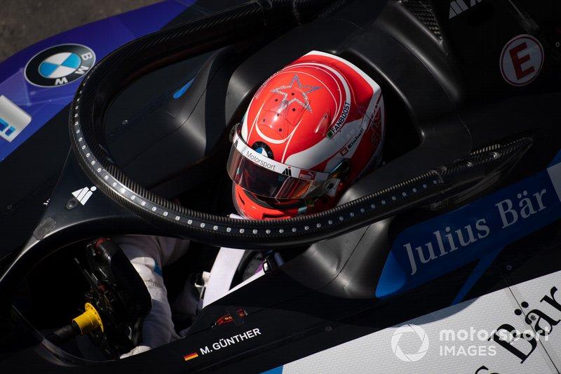 Maximilian Gunther BMW I Andretti Motorsports