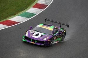 #588 Ferrari 488 Challenge, Blackbird Concessionaires HK: Michael Choi