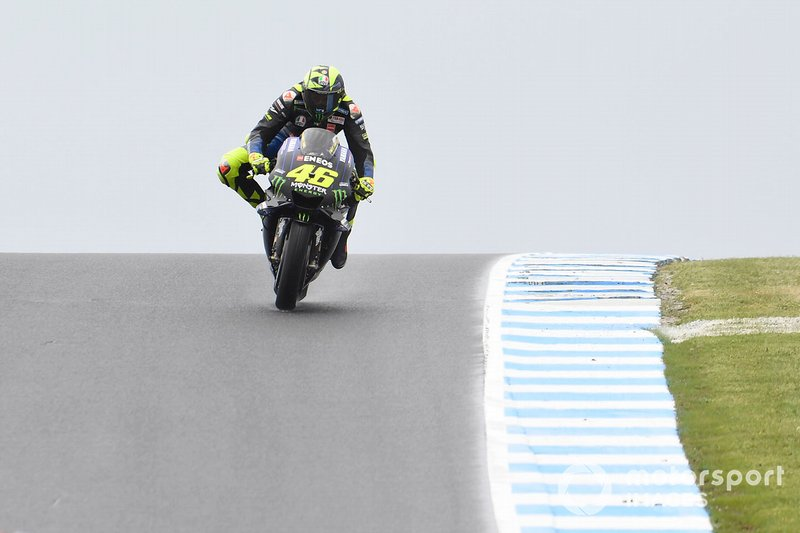 7º Valentino Rossi, Yamaha Factory Racing