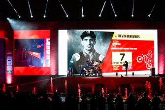 رقم 7 فريق مونستر إنرجي هوندا: كيفين بينافيداس