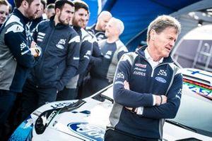 Malcolm Wilson, Teambaas M-Sport