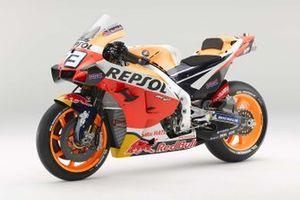 Honda RC213V für die MotoGP-Saison 2020
