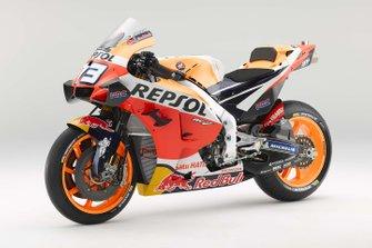 Bike of Alex Marquez, Repsol Honda Team
