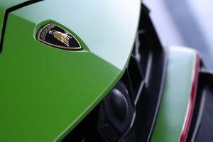 Lamborghini Urus ST-X, detail
