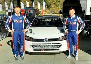 Tomasz Kasperczyk, Damian Syty, VW Polo R5, Rallytechnology,