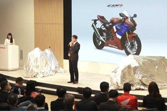 Noriaki Abe, President of Honda Motor