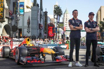 Max Verstappen, Red Bull Racing, Alexander Albon, Red Bull Racing
