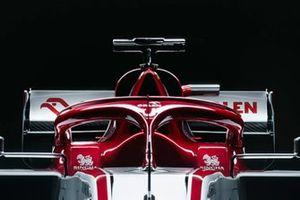 Alfa Romeo C39 detail