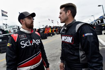C.J. McLaughlin, RSS Racing, Chevrolet Camaro Sci Aps and JJ Yeley