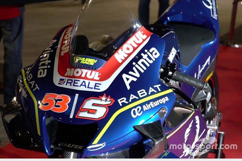 La Ducati Desmosedici GP19, Avintia Racing