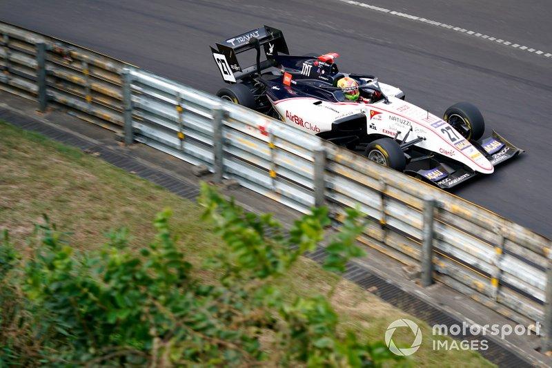 Энцо Фиттипальди, Sauber Junior Team by Charouz