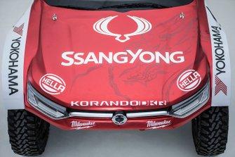 SsangYong Korando DKR