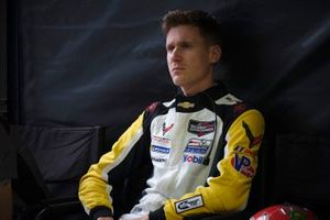 #3 Corvette Racing Corvette C8.R, GTLM: Nicky Catsburg