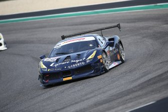 #452 Ferrari 488 Challenge, Rosso Scuderia: Nobuhiro Imada