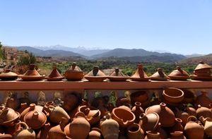 Montagne Atlante Marrakesh