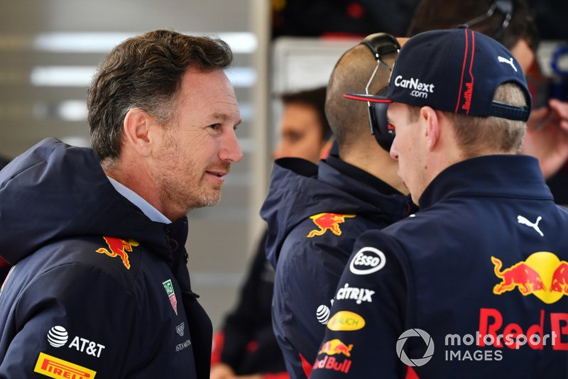 Christian Horner, Red Bull Racing, Max Verstappen, Red Bull Racing