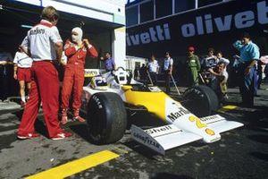 Keke Rosberg, McLaren MP4/2C