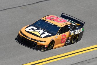 Tyler Reddick, Richard Childress Racing, Chevrolet Caterpillar