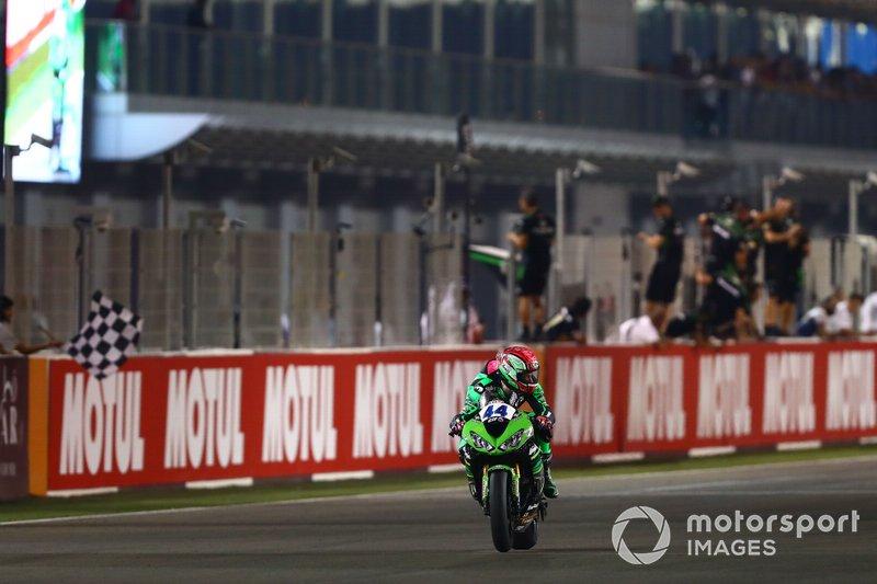 Lucas Mahias, Kawasaki Puccetti Racing