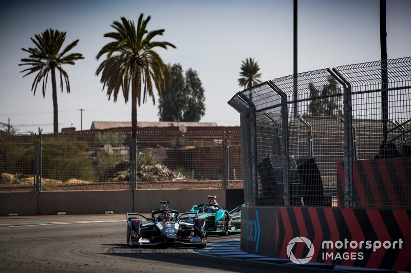 Nico Müller, Dragon Racing, Penske EV-4, Mitch Evans, Jaguar Racing, Jaguar I-Type 4