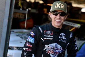 Brandon Jones, Joe Gibbs Racing, Toyota Supra iK9/Musket Powder