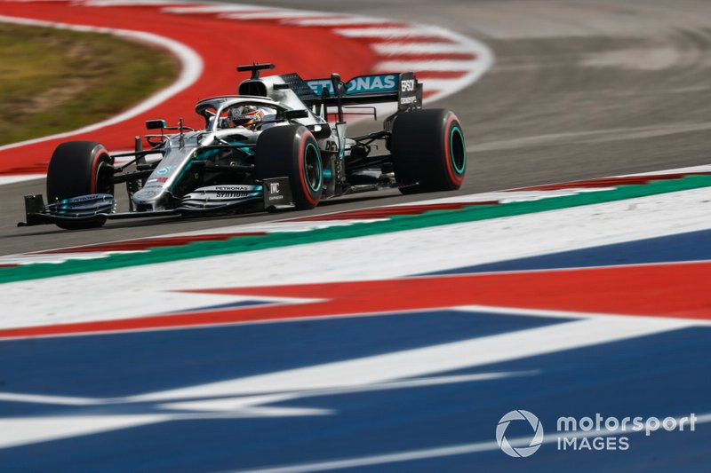 5º: Lewis Hamilton, Mercedes AMG F1 W10
