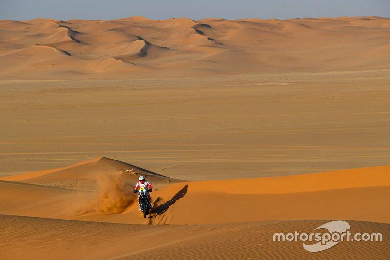 #8 Hero Motosports Team Rally: Paulo Goncalves
