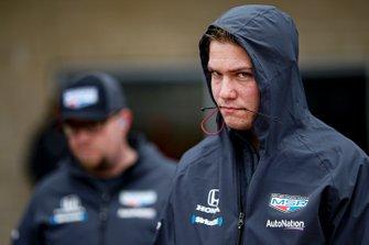 Jack Harvey, Meyer Shank Racing Honda, crew member