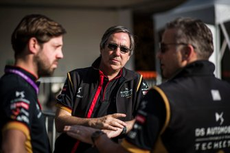 Mark Preston, Team Principal, DS Techeetah