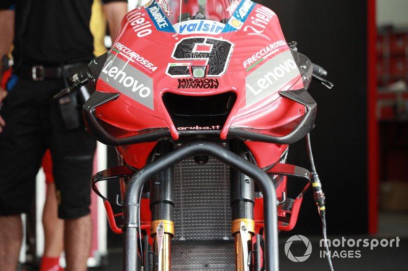 Danilo Petrucci, Team Ducati