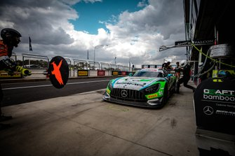 #77 Mercedes-AMG Team Craft-Bamboo Black Falcon Mercedes AMG GT3: Maro Engel, Luca Stolz, Yelmer Buurman