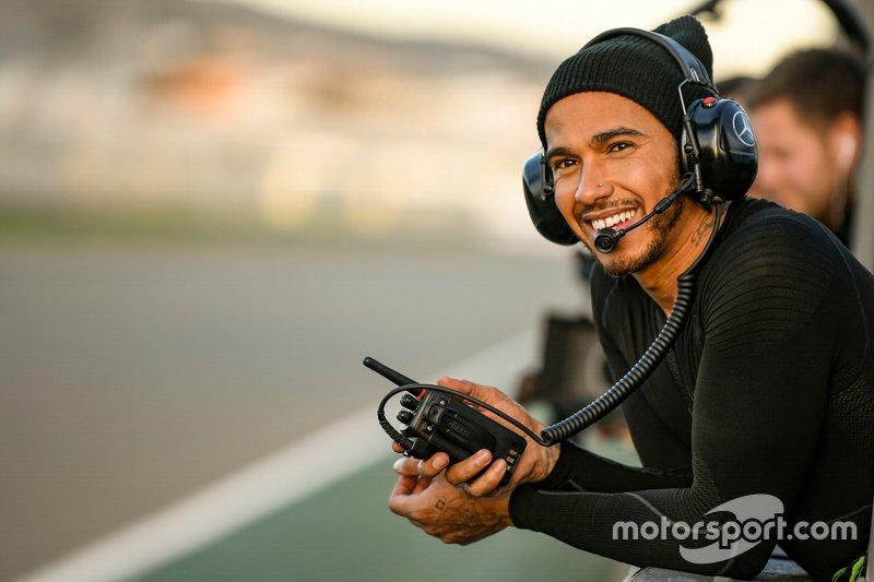 Lewis Hamilton - Mercedes AMG F1 : 2020