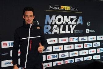 Thierry Neuville en el Monza Rally Show
