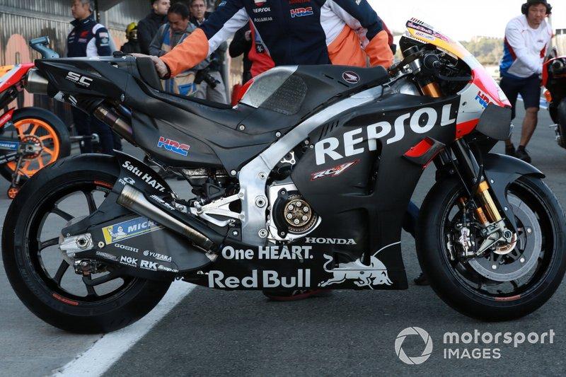 Moto de Honda