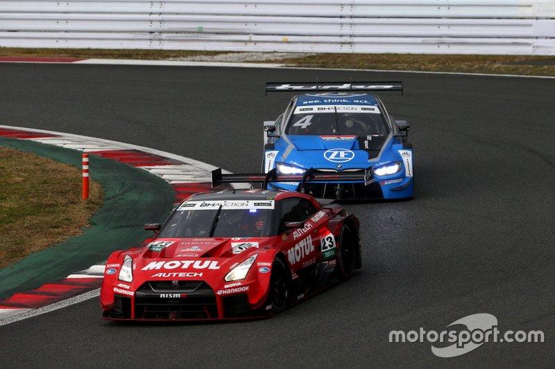 Tsugio Matsuda, NISMO Nissan GT-R NISMO GT500, Alex Zanardi, BMW Team RBM BMW M4 DTM
