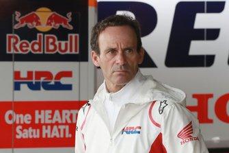 Руководитель Repsol Honda Team Альберто Пуч