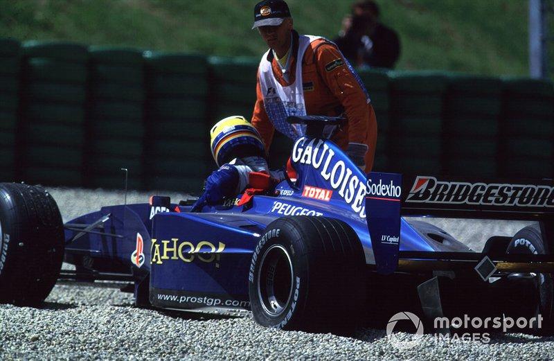 #8 Prost AP03 (2000)