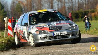Maciej Sordyl, Krystian Korzeniowski, Honda Civic