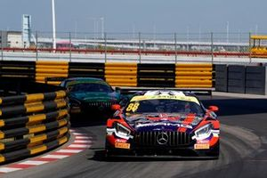 #88 Mercedes-AMG Team Craft Bamboo Racing Mercedes AMG GT3: Alessio Picariello