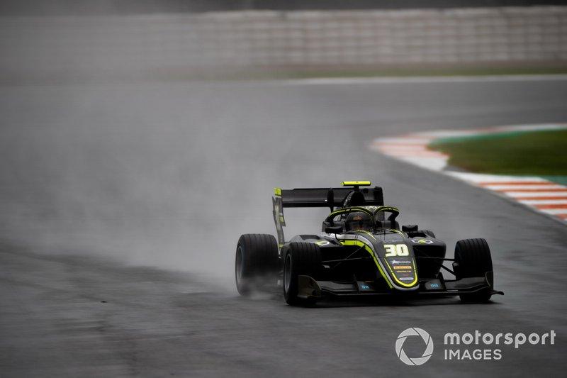 Billy Monger, Carlin Buzz Racing