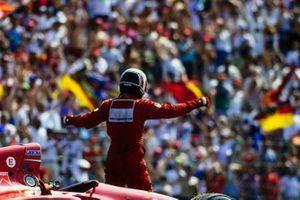 1. Gerhard Berger, Ferrari