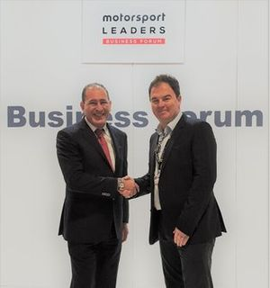 Walter Sciacca - James Allen, Motorsport Leaders Business Forum