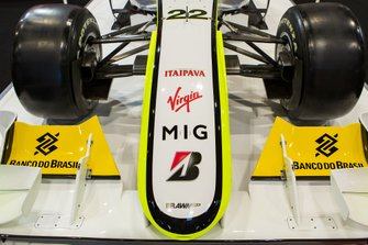 Monoposto della Brawn GP F1