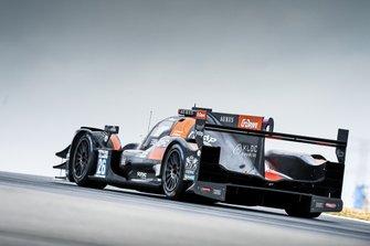 Роман Русинов, Джеймс Френч и Леонард Хогенбом, G-Drive Racing by Algarve, Aurus 01 (№26)