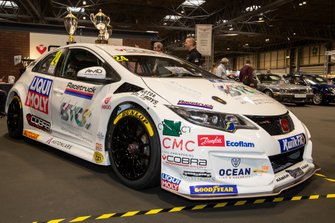 Honda Civic BTCC car