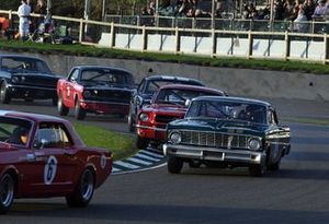 Roy Pierpoint Cup, Attard Ingram Ford Falcon
