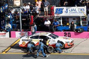 Josh Bilicki, Rick Ware Racing, Chevrolet Camaro Insurance King